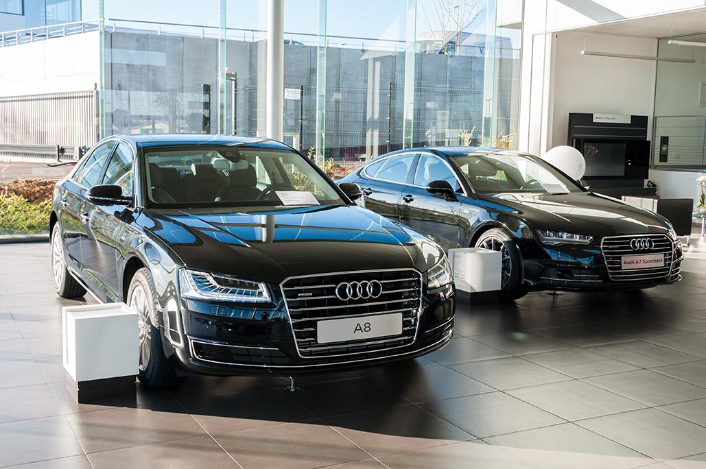 Audi Bustin Motors