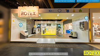 Rotex – Batibouw 2015