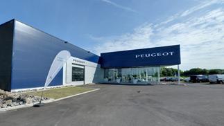 Peugeot GP Auto Mobile – Nivelles
