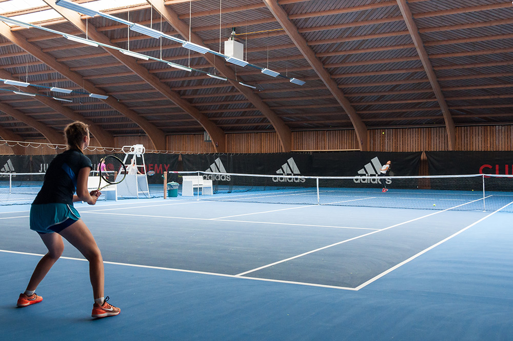 Club Justine Henin