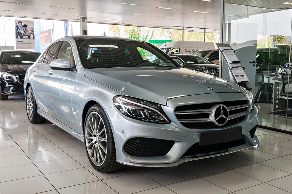 Mercedes – Wavre