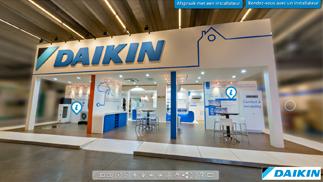 Daikin – Batibouw 2015