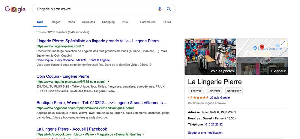 Augmenter Visibilité Google